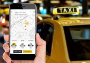 Image result for Taxi mobile application development